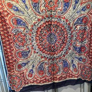 Lucky Brand silk scarf